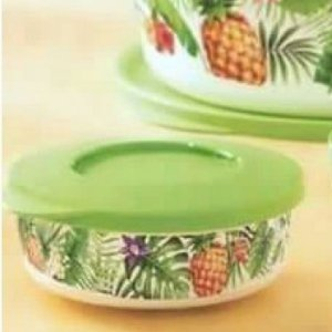 Tupperware Tigela Ilúmina Tropical 350ml Verde