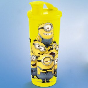 Tupperware Copo com Bico Minions 470ml