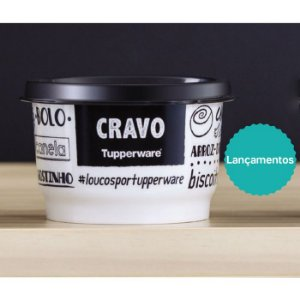 Tupperware Potinho Tempero PB Cravo 140ml