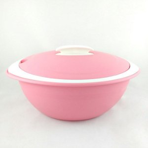 Tupperware Tigela Thermo 2,5 Litros Rosa
