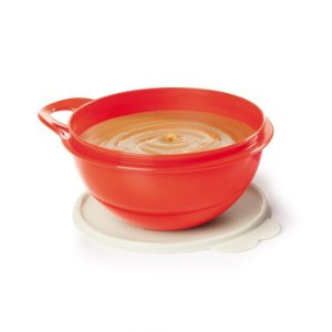 Tupperware Mini Criativa 1,4 litro Laranja