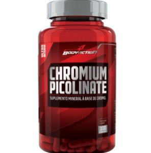 Chromium Picolinate (100 caps) - BodyAction
