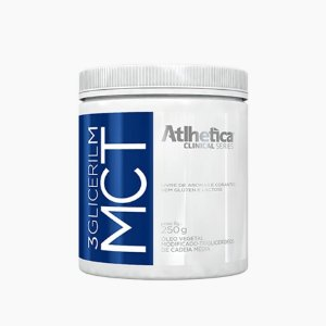MCT 3 Gliceril M (250g) - Atlhetica Clinical Series