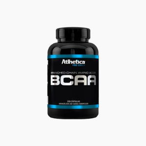 BCAA Pro Series (200caps) - Atlhetica Nutrition