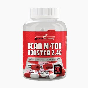 BCAA M-TOR Booster (90caps) - Body Action