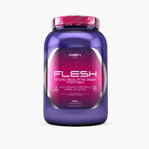 FLESH Beef Protein Isolate (900g) - XGEN Nutrition (VENC: 03/2017)