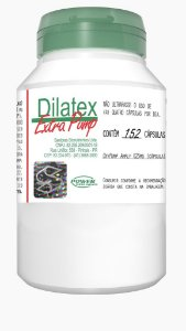 Dilatex Extra PUMP (152caps) - Power Supplements