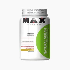 Natural Vegan (500g) - Max Titanium