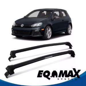 Rack Eqmax VW Golf 4 Pts New Wave 2015 preto