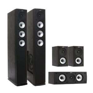 Conjunto 5.0 Home Theater Jamo S628