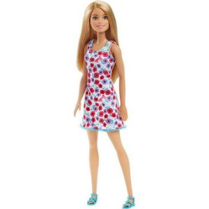 Boneca Barbie Fashion dvx86