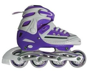 Patins Roller All Style Street Roxo