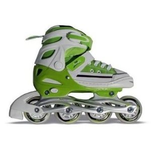 Patins Roller All Style Street Verde
