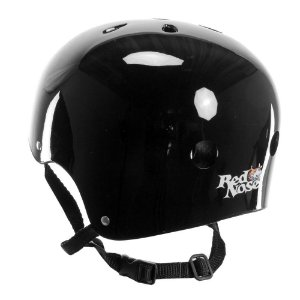 Capacete Profissional Abs Red Nose Skate Patins