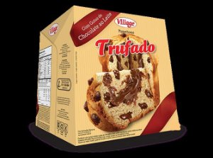 Mini Panetone Trufado Village 90 grs
