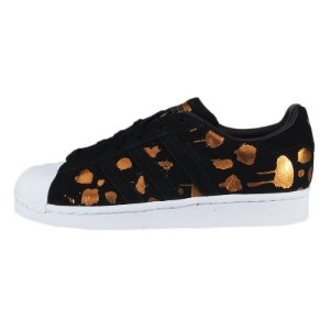 Tênis Adidas Superstar W-Black/Coppmt