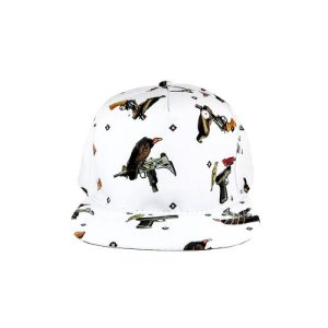 Boné Crooks & Castles Snapback Bird Trap