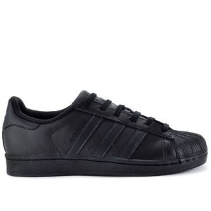 Tenis Adidas Superstar Foundation Black Black