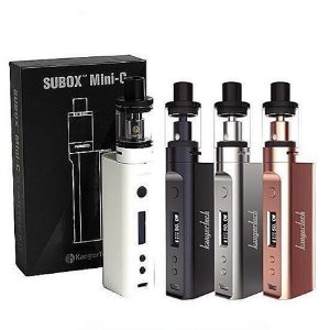 Kit SUBOX™ Mini C 50W - Kangertech®