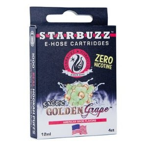 Refil Starbuzz E-Hose - Essencia - Exotic Golden Grape