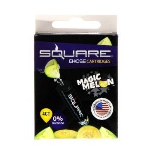 Refil Square E-Hose - Essência - Magic Melon - ZERO NICOTINA - Un