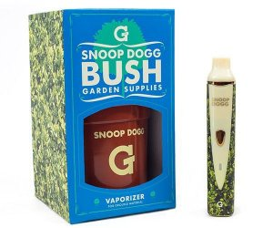 Vaporizador de Ervas Snoop Dogg | G Pro Bush™ – Grenco Science