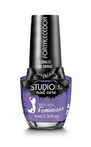 Esmalte Fortalecedor Studio 35 by Pausa para Feminices 9 ml 1 - #mermaid (cremoso)