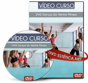 Vídeo aula de Dança do Ventre Fitness