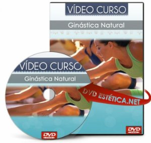 Vídeo aula de Ginástica Natural