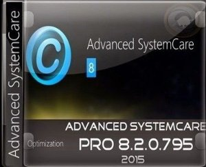 Advanced SystemCare Pro 8.2.