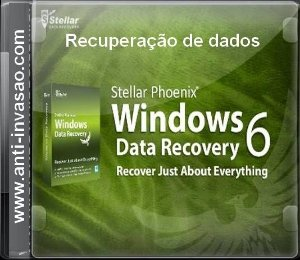 Recuperacao de hd e dados (Windows Data Recovery Professional