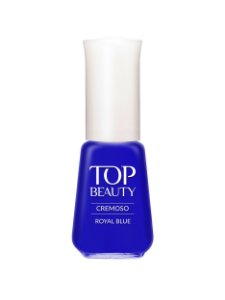 Esmalte Top Beauty Cremoso Royal Blue