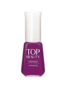 Esmalte Top Beauty Cremoso Atraente