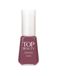 Esmalte Top Beauty Cremoso Amada