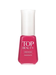 Esmalte Top Beauty Cremoso Paixonite