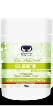 Ideal Gel Redutor - 750g