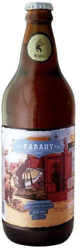 Cerveja Moocabier Parahy Witbier - 600ml