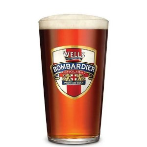Pint Wells Bombardier - 500ml
