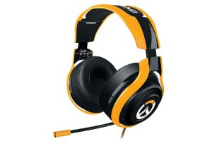 Headset Gamer Razer ManO'War Overwatch Tournamente Com Microfone
