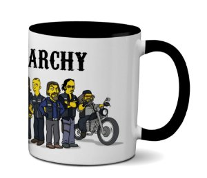 Caneca Sons Of Anarchy SOA