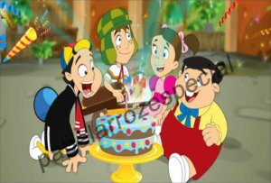 CHAVES 006 A4