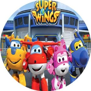 SUPERWINGS 002 19 CM