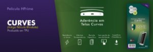 Pelicula HPrime Apple iPhone 8 - Curves