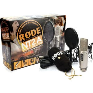 MICROFONE RODE NT2-A