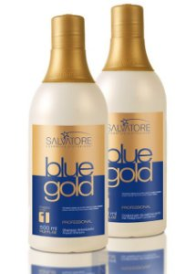 Salvatore Progressiva Blue Gold Sem Formol - 2x500ml