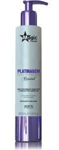 Magic Color Platinagem Exclusive Blond Cristal - Efeito Platinado - 350ml