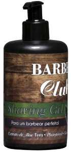 Barber Club Shaving Gel Lattans - 280g