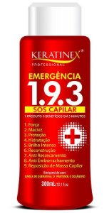 Keratinex SOS Emergência 193 Antiemborrachamento - 300ml