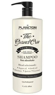 Plancton The Grand Cru Shampoo Liso Absoluto - 1 Litro