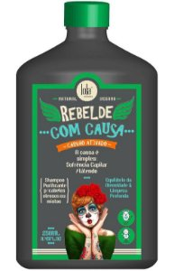 Rebelde com Causa Shampoo Purificante Lola Cosmetics - 250ml
